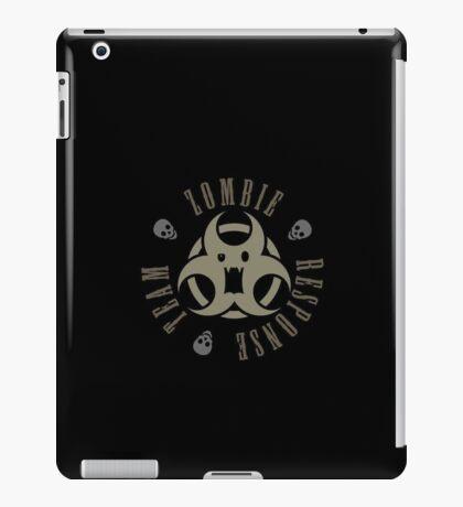 Zombie Response Team VRS2 iPad Case/Skin