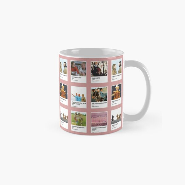 Pantone Wes Anderson Classic Mug