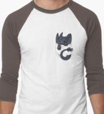 Dragon in your pocket Men's Baseball ¾ T-Shirt