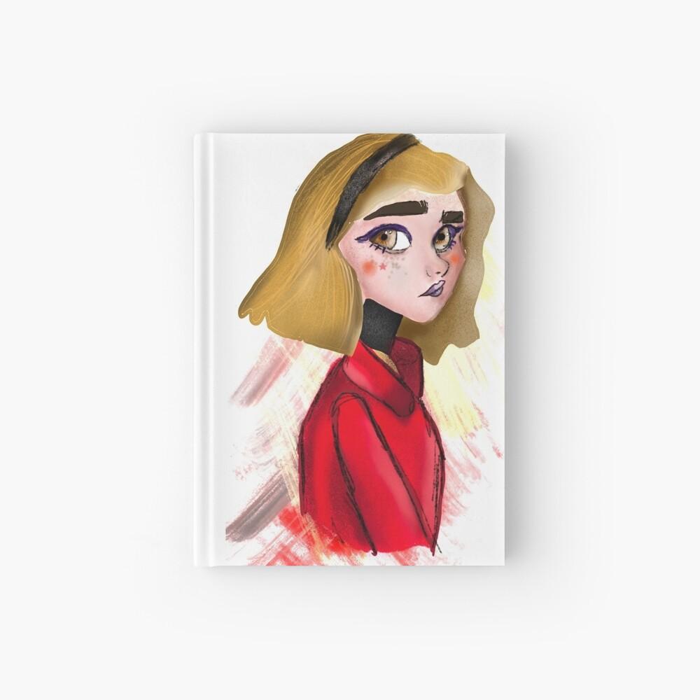 Sabrina Spellman Cartoon Sticker By Milis Cmind Redbubble