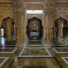 Jain Temple by Peter Hammer