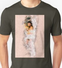 Cupid (Greek Eros) the god of desire, affection and erotic love In Roman mythology, Unisex T-Shirt