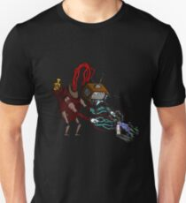 Take care with TV monster ! T-Shirt