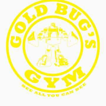 Gold Bug's Gym by Calloway75