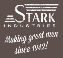 Stark Industries Iron Man | Unisex T-Shirt