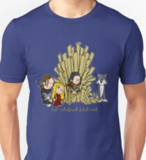 The Cardboard Throne extended cast Unisex T-Shirt