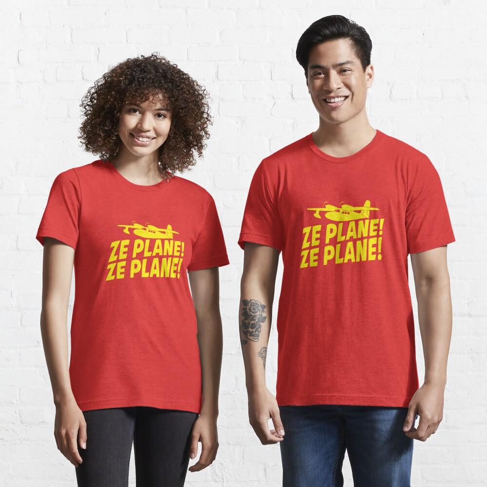 Ze Plane, Ze Plane Essential T-Shirt