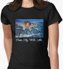 Come Fly With Me Women's Fitted T-Shirt