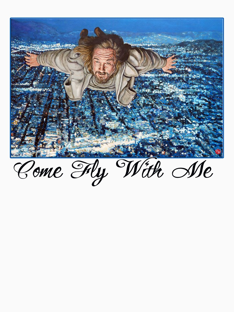 Come Fly With Me by donnaroderick