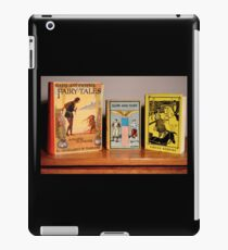Vintage Children's Books iPad Case/Skin