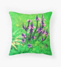 happiness grows Throw Pillow