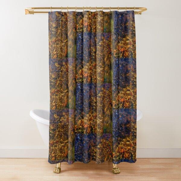 Creek Floor Shower Curtain