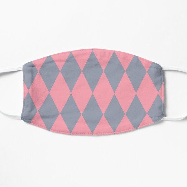 Wizard Diamonds - Pink Flat Mask