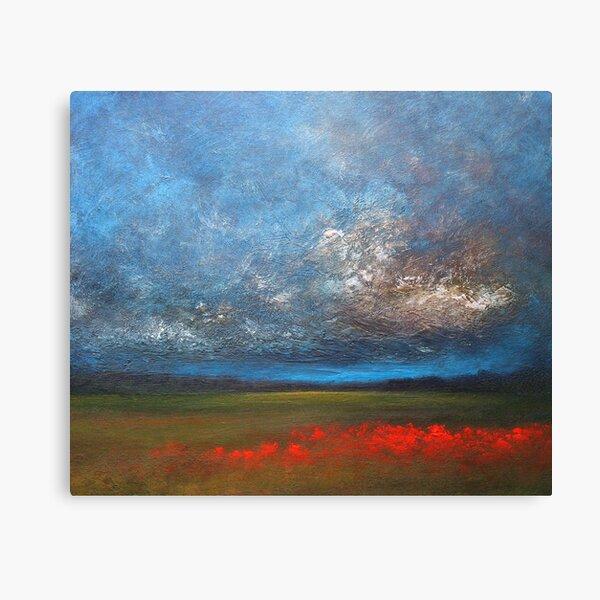 Lough Beg Canvas Print