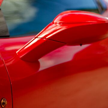 Ferrari 458 Abstract by marcogolfo