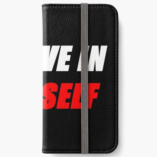Believe in yourself design iPhone Wallet