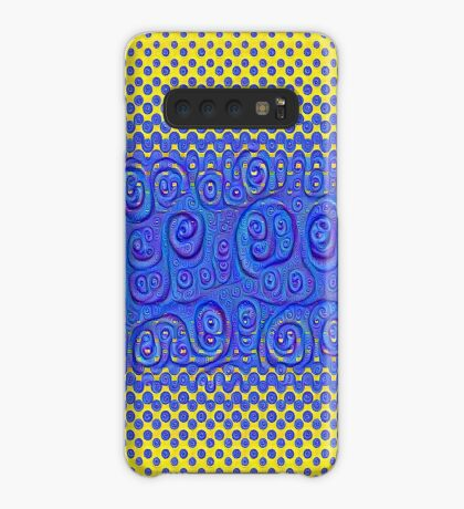 #DeepDream Color Circles Gradient Visual Areas 5x5K v1449227497 Case/Skin for Samsung Galaxy