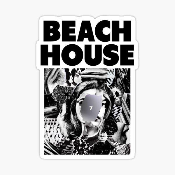 Beach House - 7 Sticker