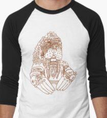 Mighty Walrus Men's Baseball ¾ T-Shirt