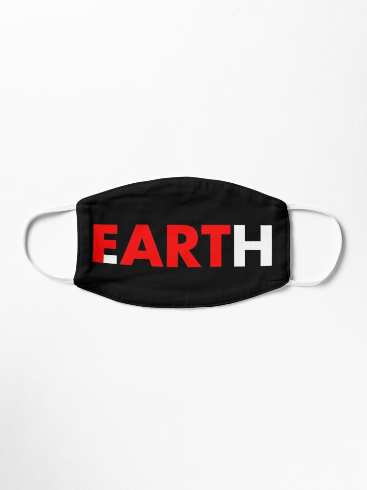 Alternate view of Fart Earth Mask
