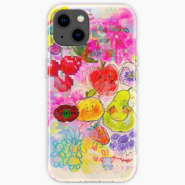 トキドキ トキドキ iPhone Soft Case