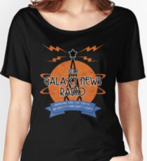 Galaxy News Radio Women's Relaxed Fit T-Shirt