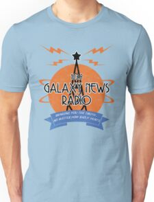 Galaxy News Radio Unisex T-Shirt