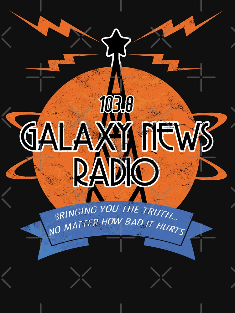Galaxy News Radio | Unisex T-Shirt