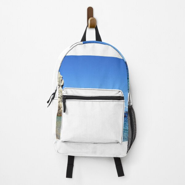 Seaside Photo Merch Backpack