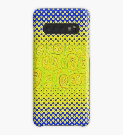 #DeepDream Color Circles Gradient Visual Areas 5x5K v1449241105 Case/Skin for Samsung Galaxy