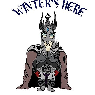 Winter's here by Yahrris