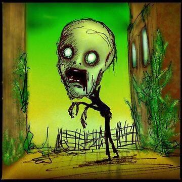 Zombie by vibeakimbo