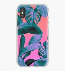 Hotline Leaves iPhone Case