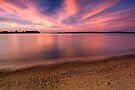 Serenity II, Leech Lake by Michael Treloar