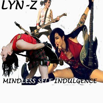 Lyn-Z Way by toriAlin