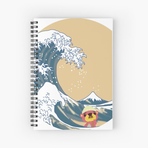 Got Scallops, maannn? Spiral Notebook