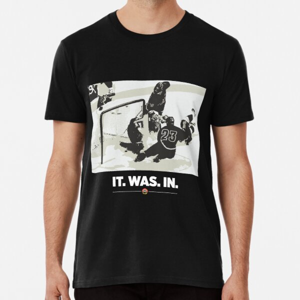 It. Was. In.  Premium T-Shirt