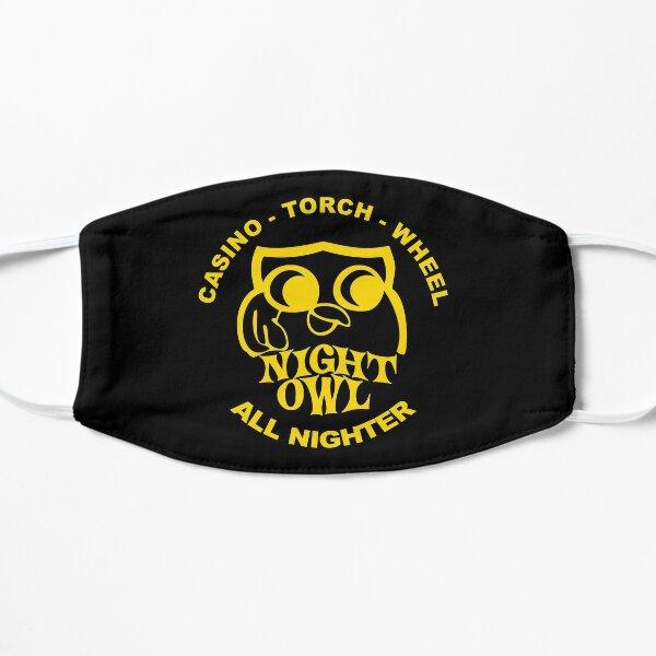Night owl Flat Mask