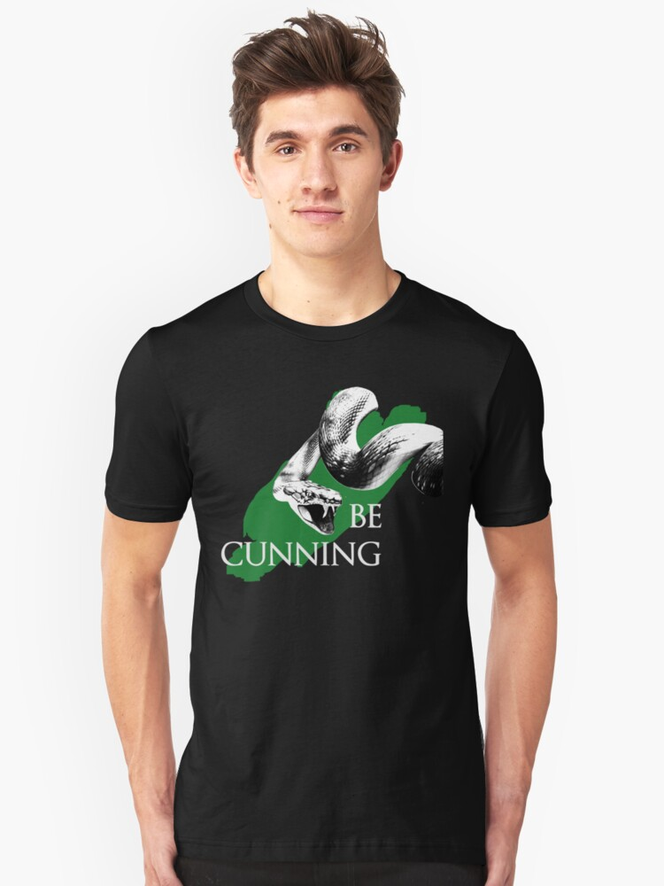 Be Cunning Unisex T-Shirt Front