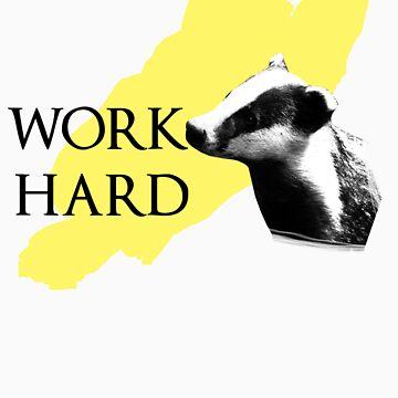 Work Hard by babydollchic