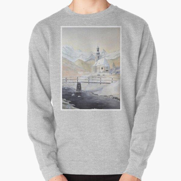 Berchtesgaden. Pullover Sweatshirt