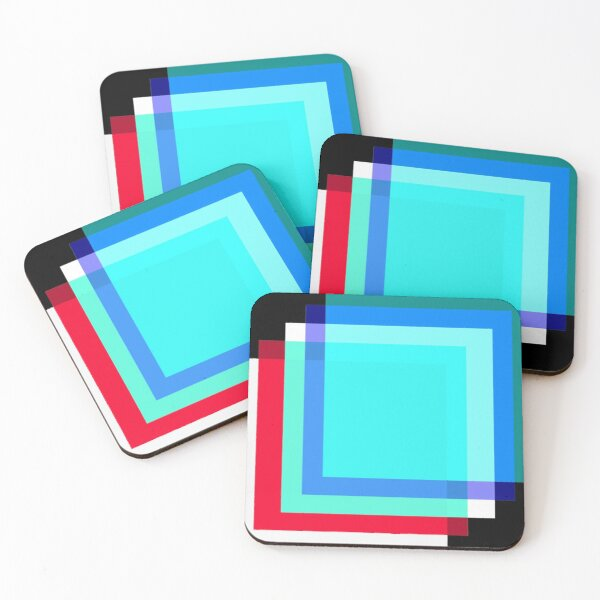 The Screens Coasters (Set of 4)