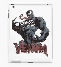 Venom comic T-Shirt iPad Case/Skin