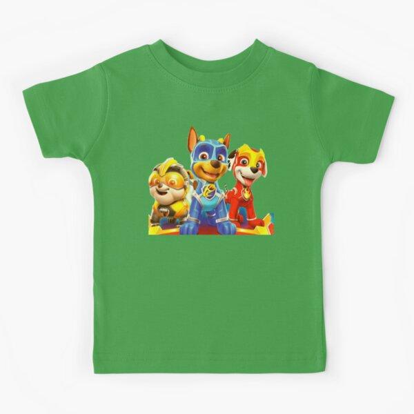 Paw Patrol Mighty Pups Kids T-Shirt