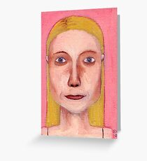 Gwyneth Greeting Card