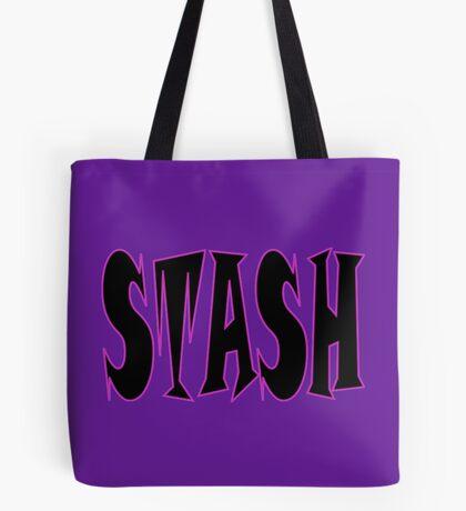 STASH ... Purple Tote Bag