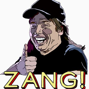 Waynes World Zang! by NLRB