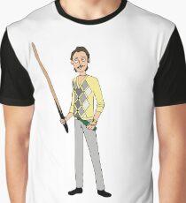 Robert Carlyle - Begbie Graphic T-Shirt