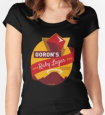 Ruby Lager Women's Fitted Scoop T-Shirt