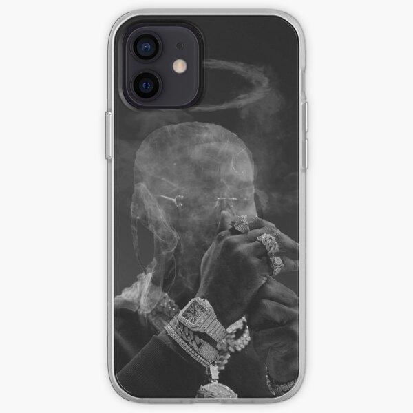 Last Smoking Pop Poster iPhone Soft Case